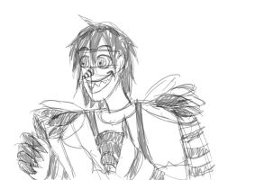 Laughing Jack by aloisbootyshortsrock