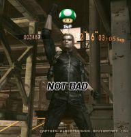 Not Bad by Captain-AlbertWesker