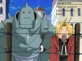 LOL FMA by sakura517