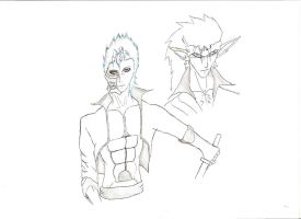 Grimmjow Jeagerjaques by kyuubi-jacob