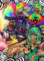 meet my psychedelic mind by Riianne