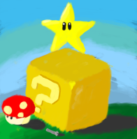 A mushroom a day keeps the goombas away by odnam92