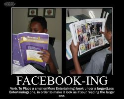 Facebook-ing  -definition- by Dragunov-EX