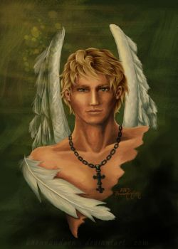 Alexander - An Angel Returned by barananduen