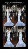 White Dress 2015 Stock 2 By Starscoldnight by StarsColdNight