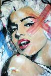 Marilyn Monroe by Nathand251