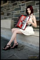 Accordeon by SusanCoffey
