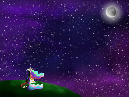Star Gazing by 0Clairebear0