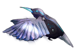 Fuel Speed Bird  Design Challenge  By Arcafelidae- by Vixenkiba