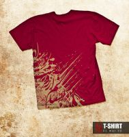 Red T by lind40