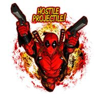 Hostile Projectile by DPForPrez