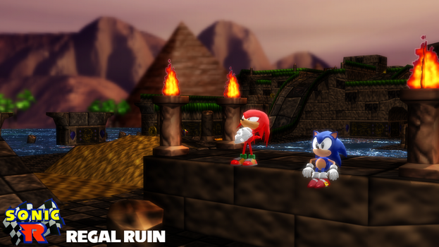 (MMD Stage) Regal Ruin Download by SAB64