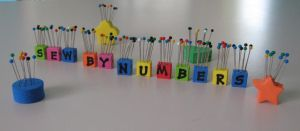 Sew By Numbers Crafty Logo by toenolla
