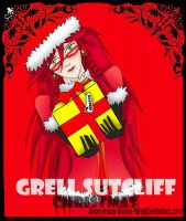 Grell Sutcliff Christmas by Anonymous-Anime-Fan
