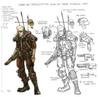 kombat-unit Urdeshi armor Ref by TD-Vice