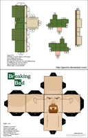 Breaking Bad - Cubeecraft by Garcho