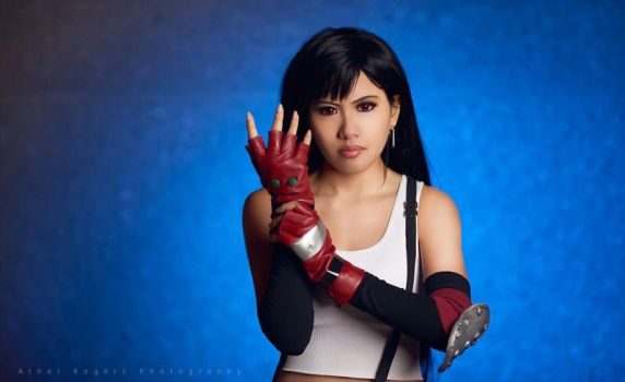 Tifa Lockhart - Final Heaven by CrystalMoonlight1