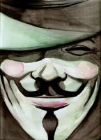 V for Vendetta by 3Tallulah