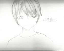 New Original Character- male by NNA12