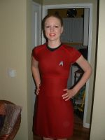 Star Trek Cosplay by lettylou