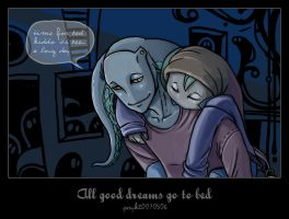 All good dreams go to bed... by PsychedelicMind