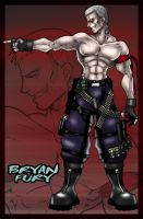 Bryan Fury by CerberusLives