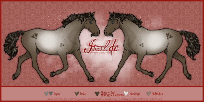 Isolde by PurestHeart86