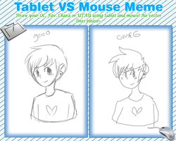 tablet vs mouse sajdfk, by techno-tuna