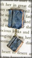 Beloved Book Pin, brooch by NeverlandJewelry