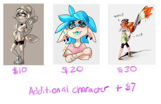 -Commission Prices- by Nyanamo