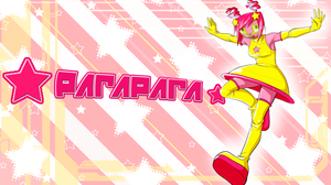 ParaPara in Wallpaper Land by PlasticKatana