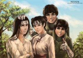 Team Gai - KaChing by Keyade