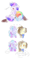 You Change Their Diapers by Annie-Aya