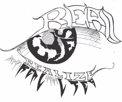 Real Eyes Realize Real lies by CLE2