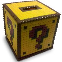 8-bit Coin Block Coin Holder 2 by i-am-a-decoy