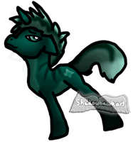 Spearmint Quick Ref by ShadowhawkArt