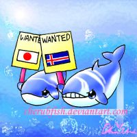 Whales Wanted by art4oceans