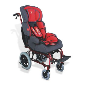 Buy Cerebral Palsy (C.P.) Wheelchair in India by silverlinemeditech