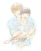 EXO: BaekYeol feels by ShyraSakuso