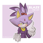 AT:Blaze The Cat by SonicCake16