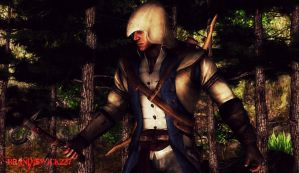 Connor Kenway by BrandiSwick227
