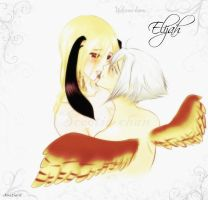 Welcome Home...Elijah by Scootie-chan