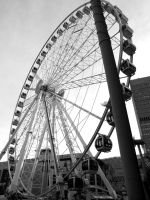 The Manchester Wheel by CyberChristFF