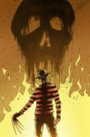 Nightmare on Elm St. by TylerChampion