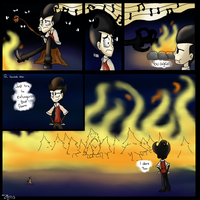 Don't Starve-Night hand by ZodyZaible