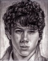 Nick Jonas by Amelia-Beth
