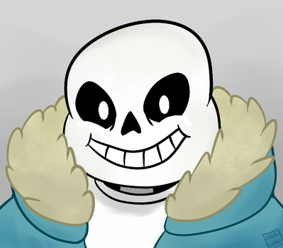 Sans by QueenSoulWing