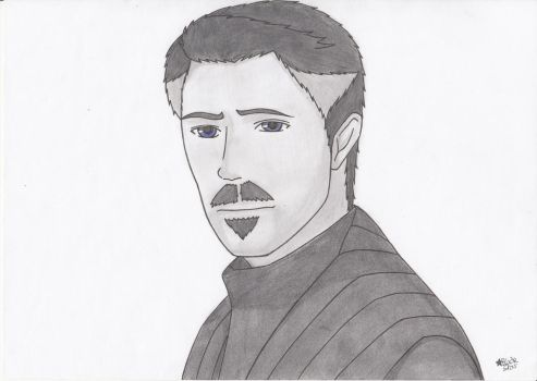 Petyr Baelish (Game of Thrones) by BlackStarLGArt