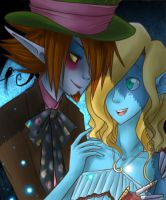 Terrine in Wonderland by MarticusProductions