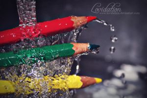 Watercolors by lovidation